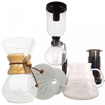 Alternative coffee making