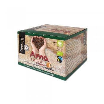 100% Arabica  blend Nespresso compatibile capsules