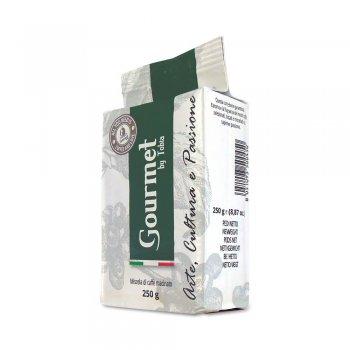 Gran crema ground coffee in vacuum